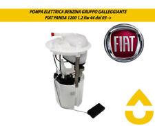 POMPA ELETTRICA BENZINA GRUPPO GALLEGGIANTE FIAT PANDA 1200 1.2 Kw 44 dal 03 ->