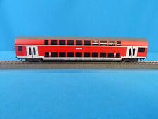 "Marklin 43585 DB AG IC Bi-Level Car Red ""IC Doppelstock"" LIGHTED 229-6"