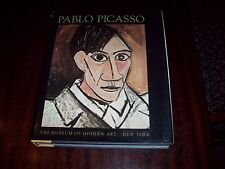 PABLO PICASSO - THE MUSEUM OF MODERN ART NEW YORK (BOOK) VG COND CHEAP NO RES