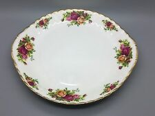 Royal Albert Old Country Roses Piatto per torta. 1983 ad oggi 1st Qualità