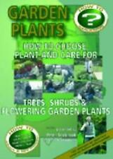 Garden Plants - How To Choose, Plant And Care For Trees, Shrubs And Fl (NEW DVD)