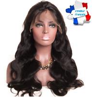 PERRUCCA Donna LACE FRONT wig Parrucca Di Capelli Umani BRASILIANO NATURALE