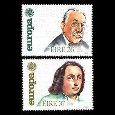 Ireland 1985 - EUROPA Stamps - European Music Year - Sc 616/7 MNH