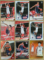 2019-20 Chronicles Basketball Rui Hachimura Rookie RC Lot x9 - Investment Lot