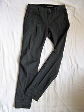 Drykorn Damen Hose Chino Women W27/L32 light low waist slim fit straight tube