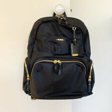 Tumi Voyager Calais Backpack In Black Nylon