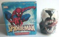 2006 Marvel Amazing Spider Man Character 16 oz 3D Mug Venom Ceramic Applause New