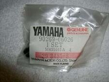 Yamaha OEM NOS plastic rivet 90269-06026 Tri Moto YT125 YT175  #1453