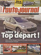 L'AUTO JOURNAL n°726 07/06/2007