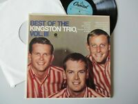LP - BEST OF THE KINGSTON TRIO - VOL. III / Capitol