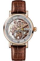 Orologio Uomo Ingersoll Herald I00401 di pelle Marr ¾ N