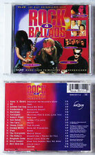 ROCK BALLADS <4> Golden Earring, Cheap Trick, Robert Plant,.... Warner CD TOP