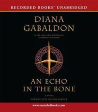 Diana GABALDON / [Outlander series Bk 7] An ECHO in the BONE     [ Audiobook ]