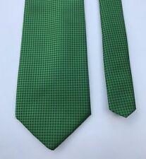 Le Marquis Green Classy Fancy Stylish 100% Silk Men's Necktie Ties