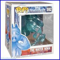 """NEW Funko Pop 6"""" Vinyl Figure 592 - Disney Frozen 2 The Water Nokk"""