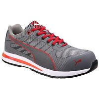 Puma Men's 643074 Xelerate Knit Low Metal Free Safety Work Shoes-Stock Clearance