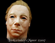 NEW 2017 Officially Licensed Michael Myers Halloween 2 Kirk Mask Horror