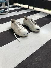 Vintage Converse Jack Purcell Made in USA Sz 8