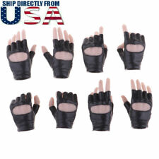 "1/6 Scale Female Black Gloved Hands Gun Hold For 12"" PHICEN Hot Toys Figure USA"