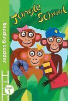 Jungle Escuela: Level 1 Lectura Escalera Libro en Rústica Isabel, Davison, Roz
