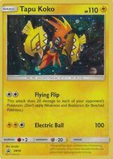Tapu Koko - SM30 - SM Black Star Promos - SM Black Star Promos - NM - Pokemon