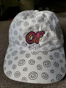 Rare Odd Future Donut Hat ofwgkta earl sweatshirt Tyler the creator