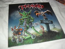TANKARD -ONE FOOT IN THE GRAVE- AWESOME RARE LTD EDITION PRESS PICTURE LP NEW