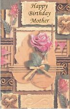 Birthday Card with Envelope for Mother
