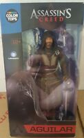 McFarlane Action Figures Toys Assassins Creed Movie Aguilar Collectible Kid Gift