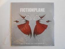 FICTION PLANE : LEFT SIDE OF THE BRAIN [ CD ALBUM PROMO NEUF PORT GRATUIT ]