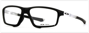 OAKLEY CROSSLINK ZERO OX8076-0356 TRANSITIONS PROGRESSIVE Reading Glasses