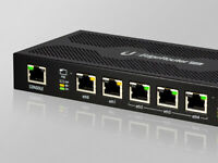 Ubiquiti Networks - EdgeRouter PoE 5-Port (Router mit Power over Ethernet)