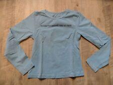 CARBONE schönes Langarmshirt blau Gr. 116 NEUw.  ST817