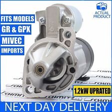 FOR MITSUBISHI FTO COUPE 2.0 V6 MIVEC & GPX/GR/GP/GX 1992-2001 NEW STARTER MOTOR
