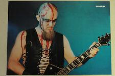 Einherjer Full Page Pinup magazine clipping black death viking metal Oop