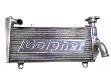 DUCATI 848 1098 09-15 POLISHED ALLOY RADIATOR