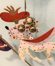 2000 Fanciful Flights Prince Dog Ornament Silvestri / Rossi New Christmas