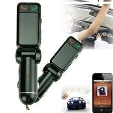 USB Car Charger MP3 Player Kit Bluetooth FM Music Transmitter Hands-free Sender