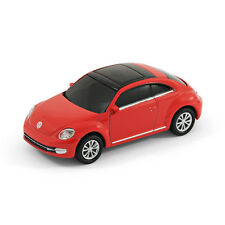 CHIAVETTA USB VOLKSWAGEN NEW BEETLE 8GB ROSSA FLASH DRIVE PENDRIVE IDEA REGALO