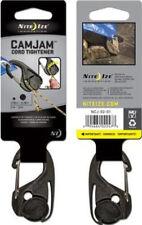 "Nite Ize CamJam Cord Tightener Fits Rope Sizes: 1/16""--3/16"" 2mm-5mm NCJ-02-01"