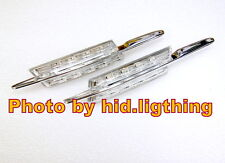 BMW M LED Clear Side Marker Lights Turn Signals Amber Yellow SMD E39 1996-2003