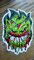 "SPITFIRE, SKATEBOARD STICKER, COLLECTOR SERIES-C, 7"" X 4-3/4"""