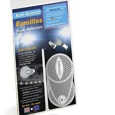 Eurolites Head Lamp Headlight Beam Reflectors Adapters Converters Beam Benders