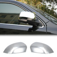 Car Side Rearview Mirror Cap Cover Trim For Jeep Grand Cherokee 2011-2016 1 Pair