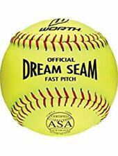 "9 Softballs Worth Dream Seam 11"" C11RYLA"