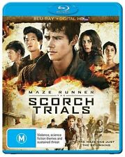 The Maze Runner M Rated DVDs & Blu-ray Discs