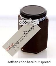 'Gianduja' Dark Chocolate & Hazelnut Spread