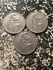 1931-L Albania 1/2 Lek (3 Available) Circulated (1 Coin Only)