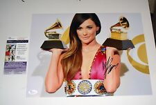 Country Music Star Kacey Musgraves Signed 11x14 Photo EXACT PROOF JSA CERT