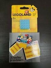 LEGO 854013 Legoland Entrance Magnet New York Billund Florida Japan NEW RARE